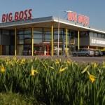 Bouwmarkt Big Boss,Van der Doesstraat, IJmuiden